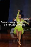 Steven Greenwood & Jessica Dorman at FATD National Capital DanceSport Championship