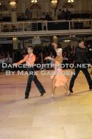 Steven Greenwood & Jessica Dorman at Blackpool Dance Festival 2010