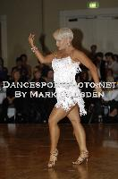 Steven Greenwood & Jessica Dorman at 2010 Premiere Dancesport Championship