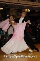 Alex Sindila & Katie Gleeson at Blackpool Dance Festival 2007
