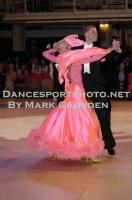 Jack Beale & Karolina Szmit at Blackpool Dance Festival 2010