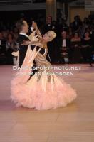 Artem Plakhotnyi & Inna Berlizyeva at
