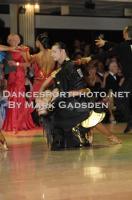 Andrei Mosejcuk & Kamila Kajak at Blackpool Dance Festival