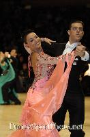 Isaia Berardi & Cinzia Birarelli at UK Open 2007