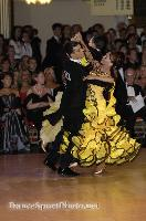 Isaia Berardi &amp; Cinzia Birarelli at Blackpool Dance Festival 2008