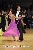 Anton Lebedev & Anna Borshch at UK Open 2007