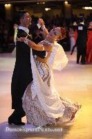 Anton Lebedev & Anna Borshch at Blackpool Dance Festival 2008