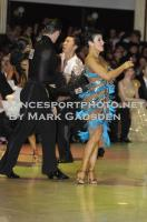 Andrej Skufca & Melinda Torokgyorgy at Blackpool Dance Festival