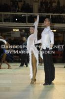 Ryan Mcshane & Ksenia Zsikhotska at Blackpool Dance Festival 2012