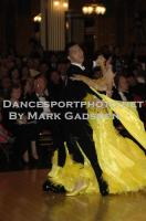 Victor Fung & Anastasia Muravyova at Blackpool Dance Festival 2011