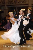 Alessio Potenziani & Veronika Vlasova at Blackpool Dance Festival 2007