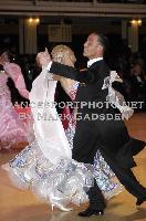 Alessio Potenziani & Veronika Vlasova at Blackpool Dance Festival 2009