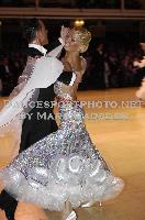 Alessio Potenziani &amp; Veronika Vlasova at Blackpool Dance Festival 2009