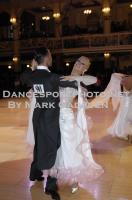 Alessio Potenziani &amp; Veronika Vlasova at Blackpool Dance Festival 2010