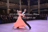 Photo of David Moretti & Francesca Sfascia