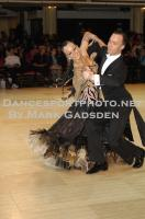 Photo of Sergey Kravchenko & Lauren Oakley
