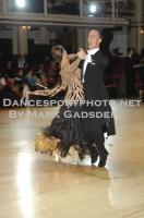 Sergey Kravchenko & Lauren Oakley at Blackpool Dance Festival 2012