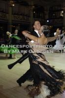 Sergey Kravchenko & Lauren Oakley at