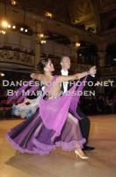 Sergey Kravchenko & Lauren Oakley at Blackpool Dance Festival 2010
