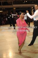 Bruno Alexandre Crisostomo &amp; Rute Marina Ribeiro at Blackpool Dance Festival 2012