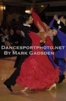 Pasquale Farina & Sofie Koborg at Blackpool Dance Festival