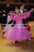 Pasquale Farina & Sofie Koborg at Blackpool Dance Festival 2010