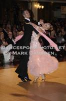 Mikhail Avdeev & Olga Blinova at Blackpool Dance Festival 2010