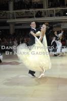 Valerio Colantoni & Yulia Spesivtseva at Blackpool Dance Festival 2012