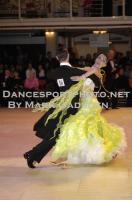 Valerio Colantoni & Yulia Spesivtseva at Blackpool Dance Festival 2010