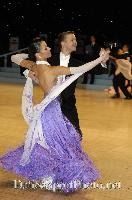 Andrzej Sadecki &amp; Karina Nawrot at UK Open 2007