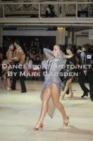 David Barnes & Loren James at Blackpool Dance Festival 2012