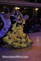 Marco Lustri & Alessia Radicchio at Blackpool Dance Festival 2008