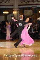Robert Hoefnagel & Silke Hoefnagel at Blackpool Dance Festival 2007
