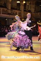 Robert Hoefnagel &amp; Silke Hoefnagel at Blackpool Dance Festival 2008