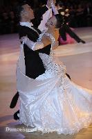 Victor Fung & Anna Mikhed at Blackpool Dance Festival 2008