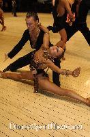 Dmytro Wloch & Olga Urumova at UK Open 2007