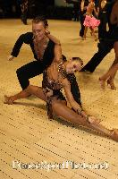 Dmytro Wloch &amp; Olga Urumova at UK Open 2007