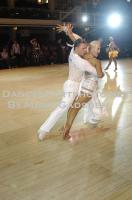 Leon Marinus & Terri-Leigh Wood at Blackpool Dance Festival 2012