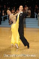 Tomasz Papkala &amp; Frantsiska Yordanova at UK Open 2007