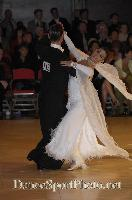 Tomasz Papkala &amp; Frantsiska Yordanova at Blackpool Dance Festival 2007