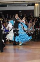 Tomasz Papkala &amp; Frantsiska Yordanova at Blackpool Dance Festival 2010