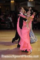 James Barron & Rachel Barron at Blackpool Dance Festival 2009