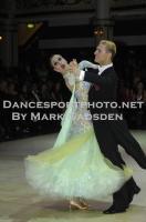 Kyle Taylor & Polina Shklyaeva at