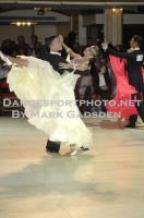Cui Xiang & Yang Zhi Ting at Blackpool Dance Festival 2012