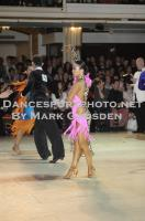 Melvin Tan & Sharon Tan at Blackpool Dance Festival 2012