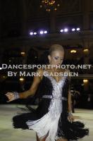 Dorin Frecautanu & Svetlana Borisova at Blackpool Dance Festival 2012