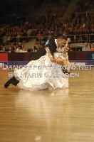 Benedetto Ferruggia & Claudia Köhler at 67th Australian Dancesport Championship