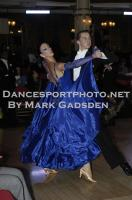 Mechyslav Pavlyuk & Gemma-louise Arnold at Blackpool Dance Festival 2012
