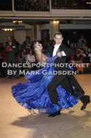 Mechyslav Pavlyuk &amp; Gemma-louise Arnold at Blackpool Dance Festival 2012