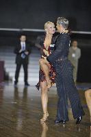Jesper Birkehoj & Anna Anastasiya Kravchenko at Tattersall's Australian Open 2008